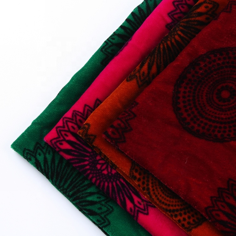 Precio de fábrica de telas de la India de 5000, 100% poliéster vestido de la impresión de velboa tela <span class=keywords><strong>poliester</strong></span>