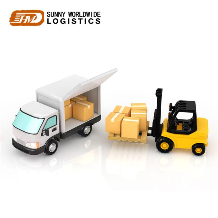 Logistica servizio di trasporto spese di adempimento dalla Cina agli STATI UNITI FBA Amazon magazzino