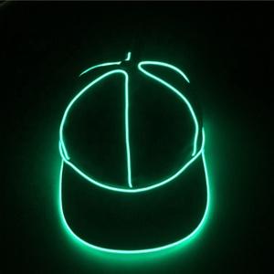 Fabricante de Shenzhen suministro de alta calidad Club DJ fiesta de sombreros de luz LED