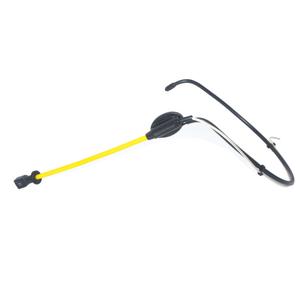 Tập Thể Dục chuyên nghiệp Aerobic Tai Nghe Chống Thấm Nước Micro Condenser Sweatproof Đa Hướng MIC cho AKG Bodypack Không Dây