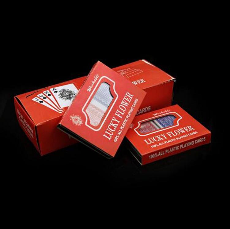 Pas cher Usine Vente carte à jouer des séries mondiales de poker cartes à jouer de luxe