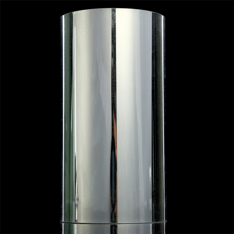 Electroplated Sparkle Silver Color Plastic PVC Film Sheet Roll For Drum <span class=keywords><strong>Wrap</strong></span>