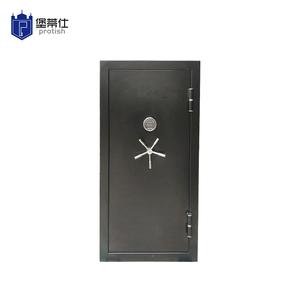 Электронный замок Пожаробезопасный Сейф пушки с дверным органайзером