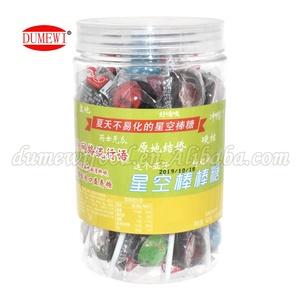 Zucchero di trasporto di modo frase hard candy lollipop