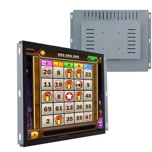 17 pollici senza cornice lcd monitor con 3 M di carta per aoc monitor display
