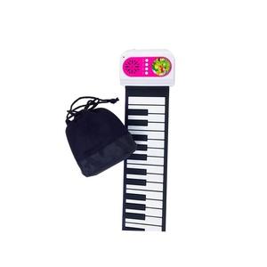 무료 샘플 전문 방수 실리콘 전기 롤 피아노 37 키