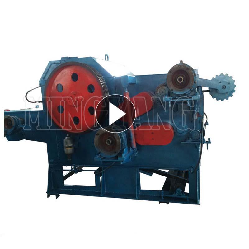 Nhà cung cấp trung quốc gỗ chi nhánh máy nghiền/loại Trống di động gỗ chipper/tre chip làm máy 008618937187735
