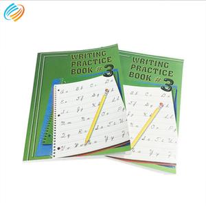 Профессиональный Китай известный поставщик Печатных Школьных упражнений написание книг мексиканские печатные компании