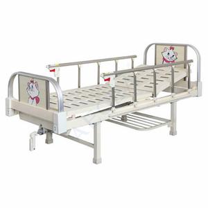 mayor precio directo manual médico pediátrico hospital cama de niño hospital cama de bebé de los precios de los