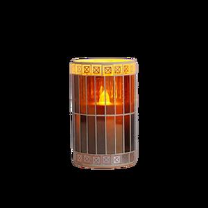 Nuovo arrivo su ordine eco-friendly led candele di pasqua candela led