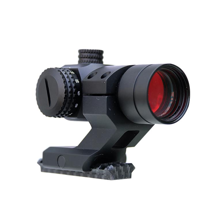 المتقدمة عدسات طبية بندقية رد الفعل البصريات منظر نقطة حمراء بندقية