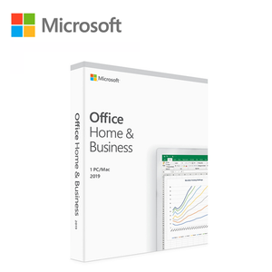 REAL Microsoft clave de producto Digital descargar Oficina 2019 negocio en casa