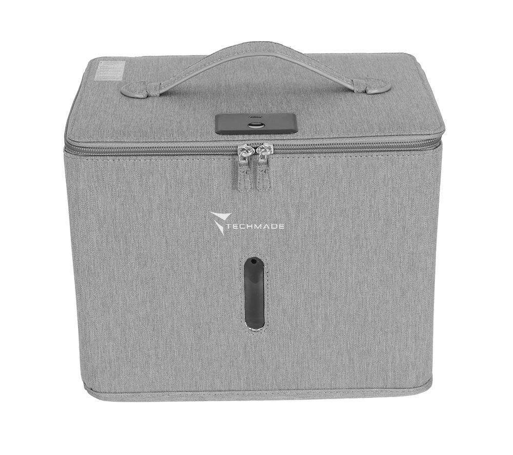 Super September складной Открытый УФ стерилизация дезинфекционный шкаф коробка UVC стерилизационная сумка