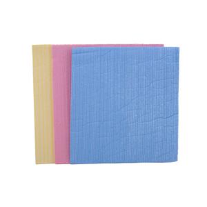 DH-A5-28 küche reinigung mikrofaser cellulose polyurethan schwamm tuch