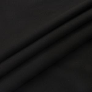 Konfeksiyon spor takım elbise düz boyalı dokuma 4 yönlü süet saten mikrofiber streç kumaş