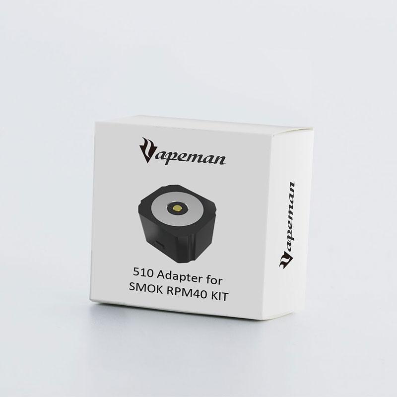 Vapeman 510 Adattatore per Smok RPM40, Voopoo Vinci/Vinci X Montato Qualsiasi 510 Filo Atomizzatore