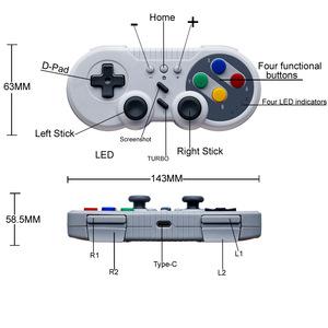Hersteller Lieferant spiele joypad joystick wireless gamepad gaming controller für nintendo schalter pro