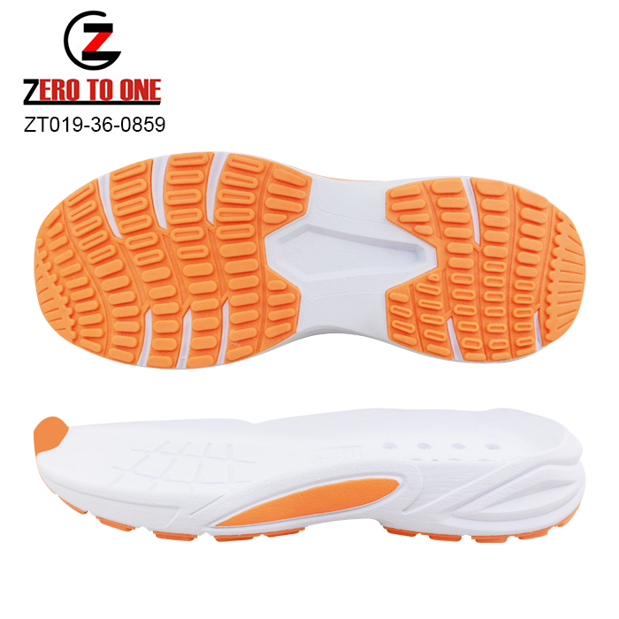 أحذية رياضية نسائية عالية الجودة مصنوعة من مادة الإيثيلين تستخدم كوحيد للركض