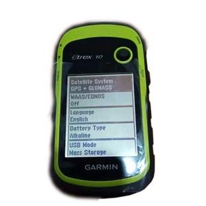 Navigateur GPS portable eTrex 10 dans le monde entier etrex10