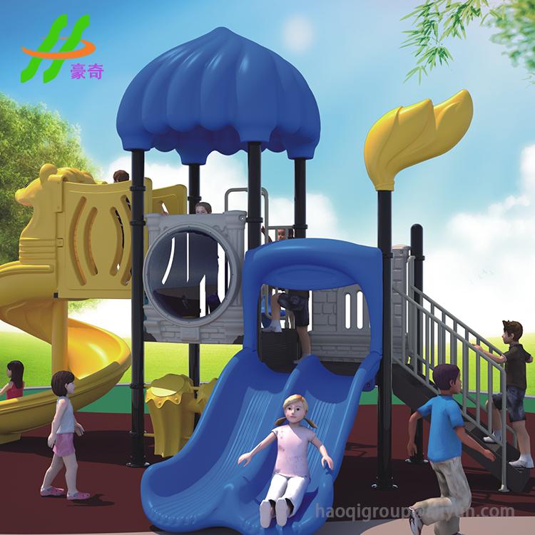 LDPE Çocuklar anaokulu ve anaokulunda ucuz plastik slayt kullanılan