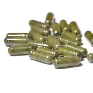 Pó do extrato de chlorella spirulina comprimidos cápsulas private label