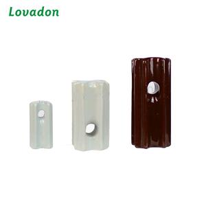Serie 54 11kV/33kV ANSI porcelana cepa aislante/estancia aislantes/aislador de cerámica quedarse Polo Accesorios