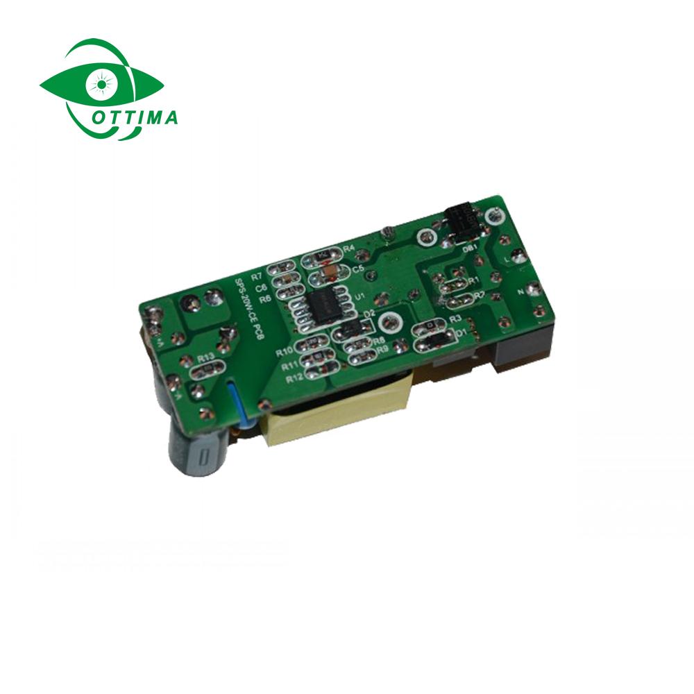 CE pass 20-36Vdc Ampul Işık Yüksek Kalite Sabit Akım Led Sürücü <span class=keywords><strong>Enerji</strong></span> Tasarrufu 20 w İzole Güç Kaynağı Sürücü