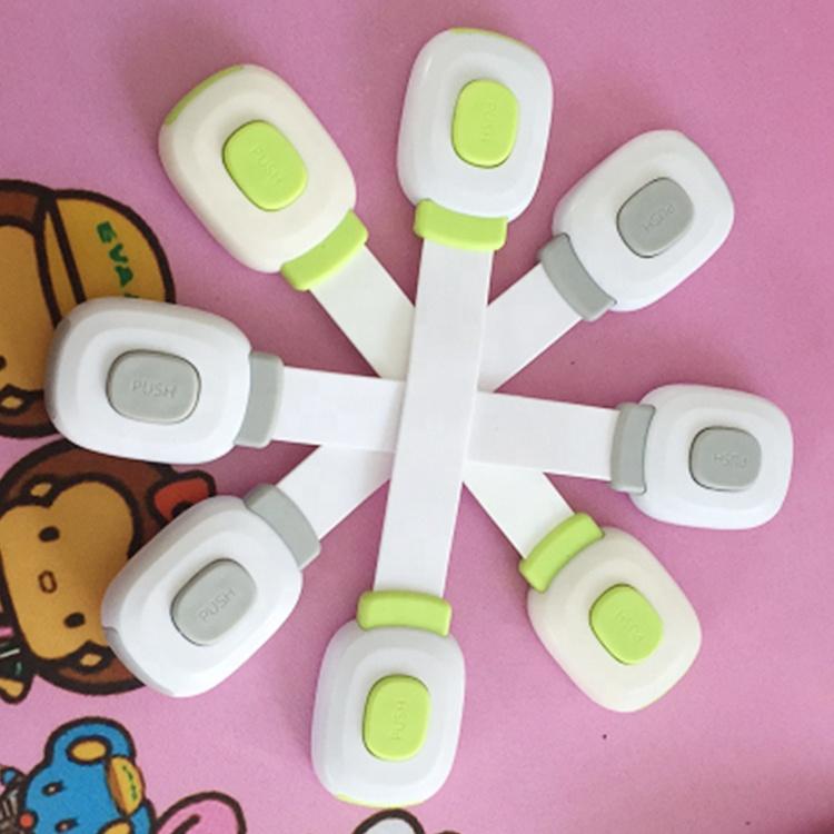 Armoires Tiroirs Réfrigérateur Meubles Bébé Enfant Sécurité Serrures Kit