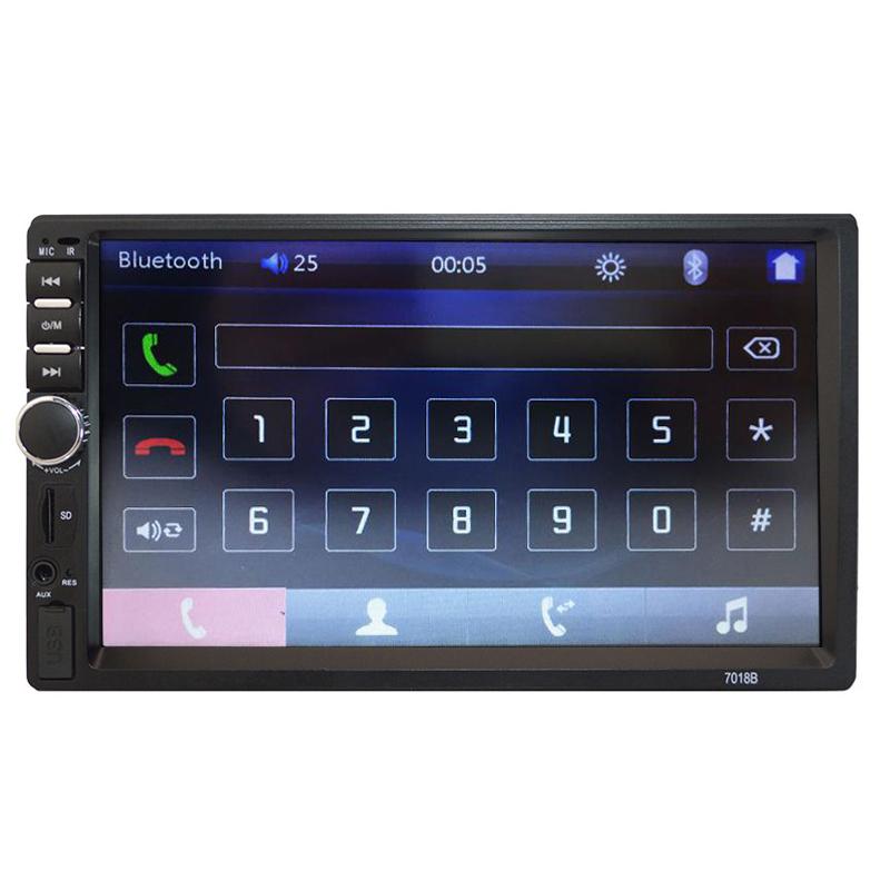 7 &quot;2 Din Auto Radio Con Touch Screen E <span class=keywords><strong>tv</strong></span>, Radio Tuner, MP3/MP4 , 2 Din Radio Combinazione