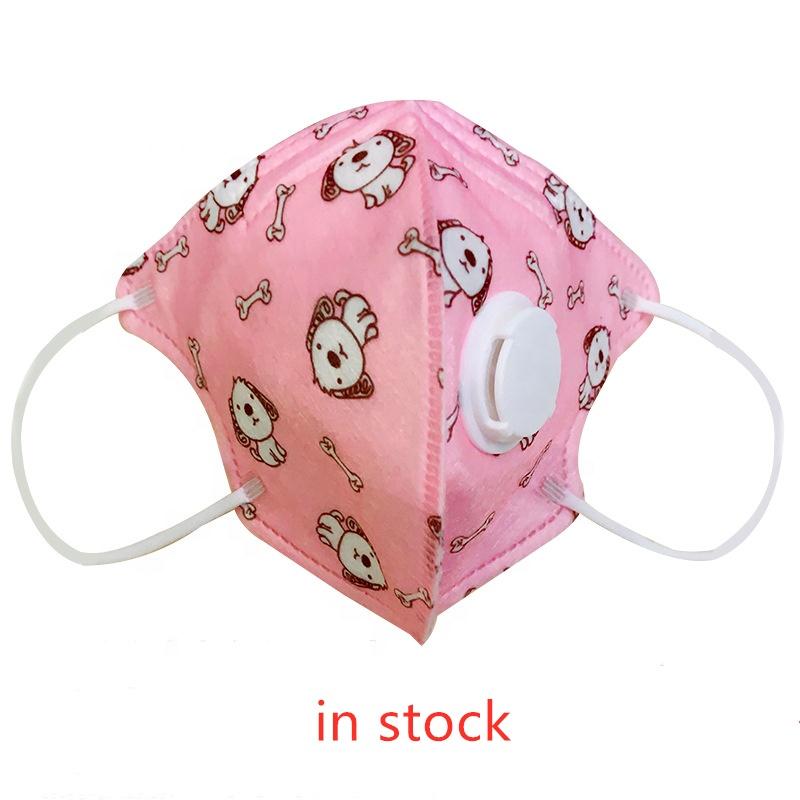 Trong Kho 0-12 Year5 Ply PM 2.5 KN95 N95 Mặt Nạ Miệng Lọc Cậu Bé Cô Gái Trẻ Em Trẻ Em Baby Trẻ Em mặt Mặt Nạ Mặt Nạ Với Bộ Lọc