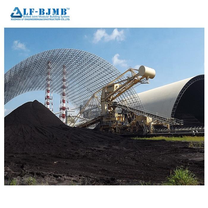 Xuzhou LF Китай Заводская цена сталь болтами узел пространство рамки мяч компонент стального пространства рамки