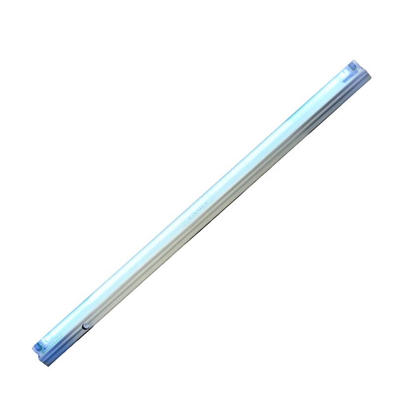 Yeni ürün cam tüp UVC sterilizasyon 260nm dezenfekte ultraviyole ışık