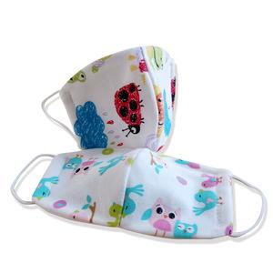 Anti-anochecer anti-virus máscaras de gas sin filtro para bebé-0-2 años
