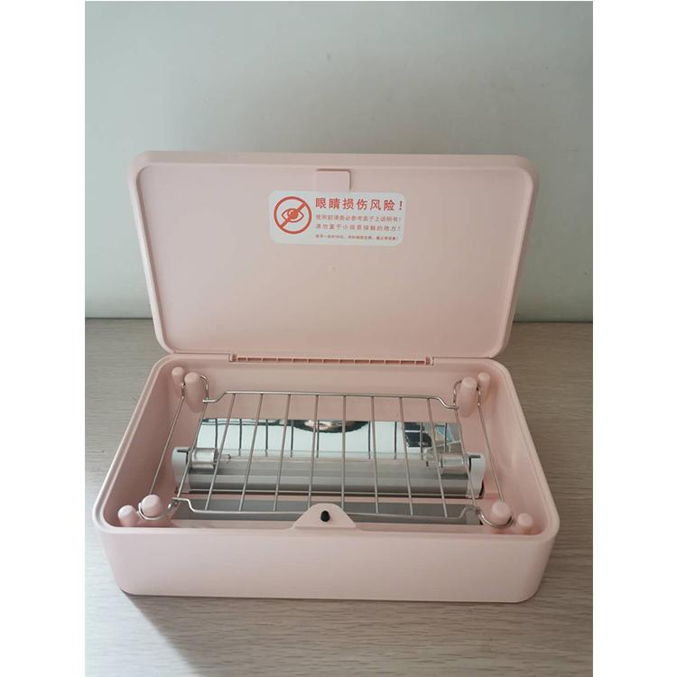 Masque téléphone portable maison stérilisation portable désinfection uv désinfectant stérilisateur boîte pour masque
