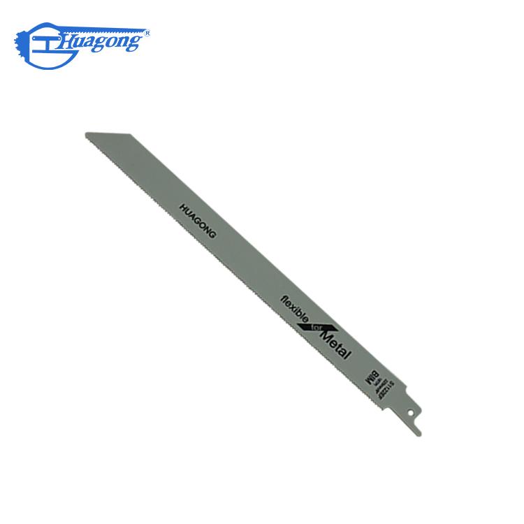 BIM de corte de hojas de metal alternativo sabre hoja de sierra