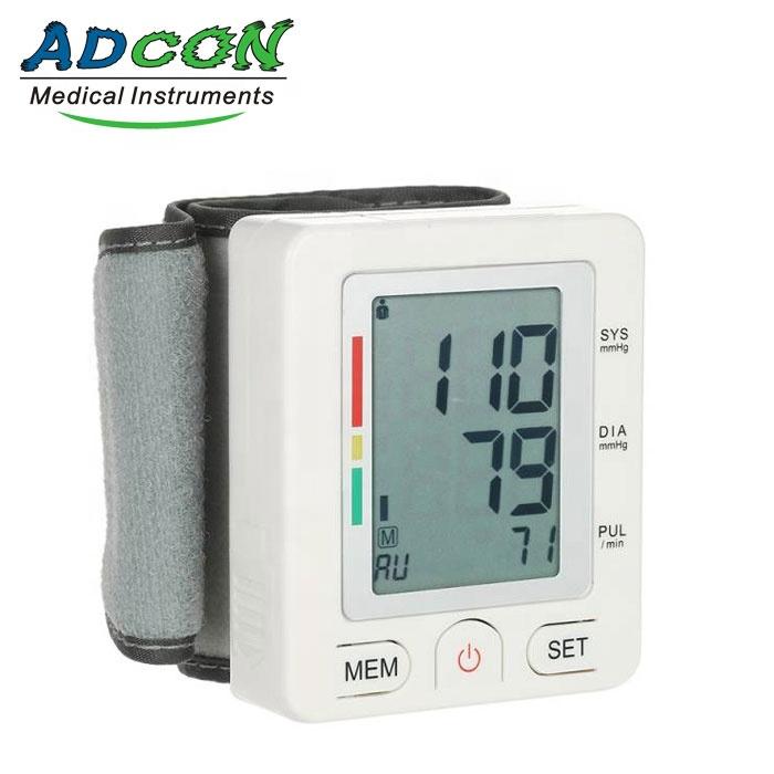 Fabrik Preis Handgelenk Digitale Blutdruck Monitor BP Monitor Maschine Mit CE & FDA