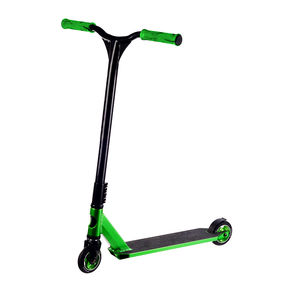 Fabbrica adulti di pro in alluminio bmx antiscivolo estrema stunt calcio scooter, del piede stunt scooter freestyle pro