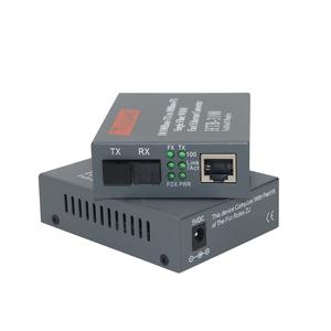10/100 M одиночный режим одиночное волокно HTB-3100A/B Netlink волоконно-оптический медиаконвертер