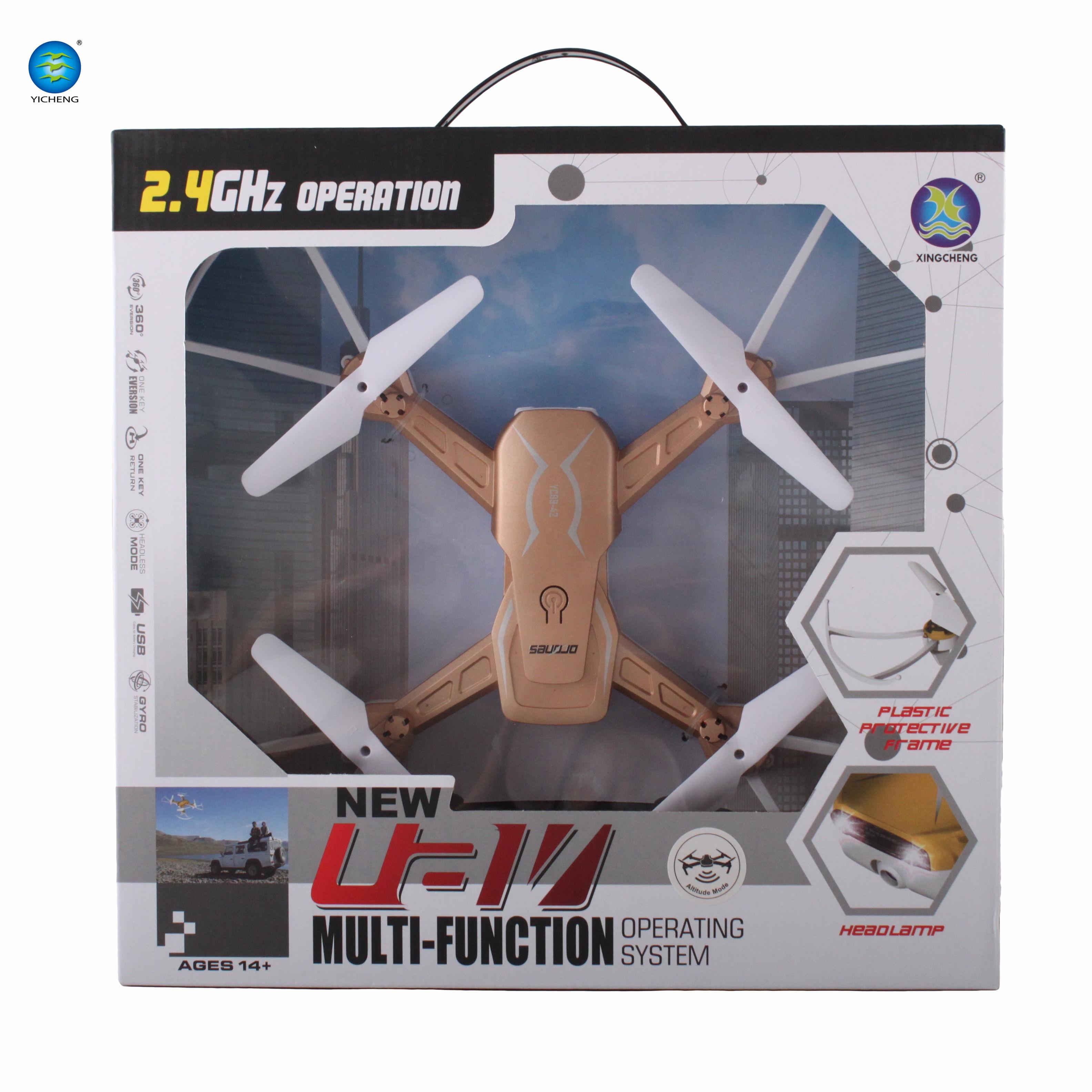 Enfant Volant 4K Vidéo Extérieur Jouet Avion Long Vol Plus Petit Drone Avec Lumière