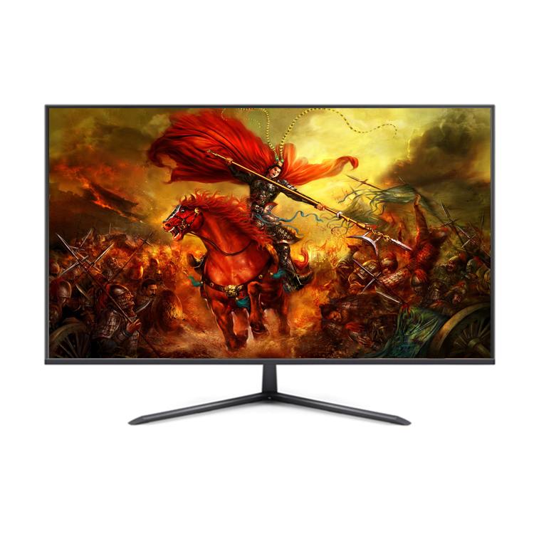 超薄型フレームデスクトップ IPS パネル HD 1080 1080P 32 インチコンピュータゲーム液晶モニター