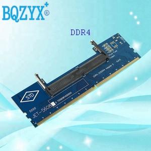 Laptop DDR4 RAM zu Desktop Adapter Karte Memory Tester SO DIMM zu ddr4 Konverter