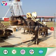 kiddie paseos entretenimiento dinosaurios