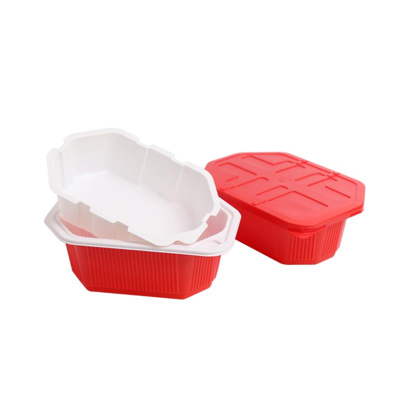 Promoção de venda quente de plástico caixa de almoço para as crianças