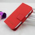 nueva y barata carcasa agenda o carcasa tipo libro para celular blu dash jr 4.0 / D142 con buena calidad