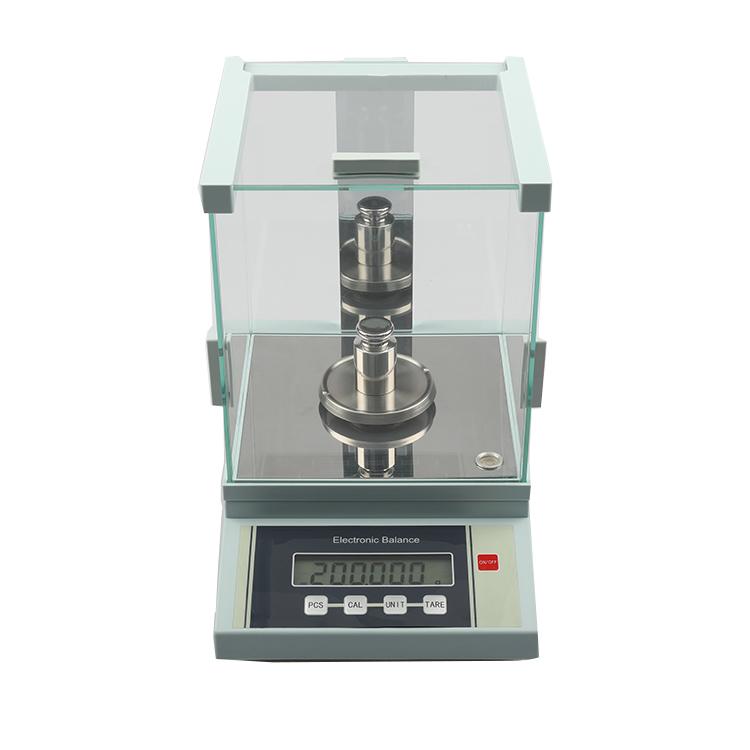 RS232 interfaccia unità di Peso, gm, ct, oz, lb, tola, gn elettronico digitale scala