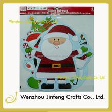 2015 caliente venta de recortes de papel de navidad ornamento