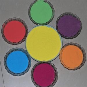 높은 품질 축제 컬러 분말 Holi 6 색상