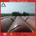 venda PVC quente unidade de biogás doméstico dobrável para uso cozinhar família