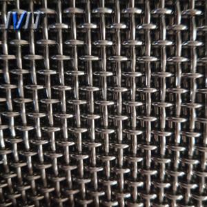 1 ملليمتر-200 ملليمتر فتحة قفل شبكة سلكية مجعدة مع ابتكر التكنولوجيا