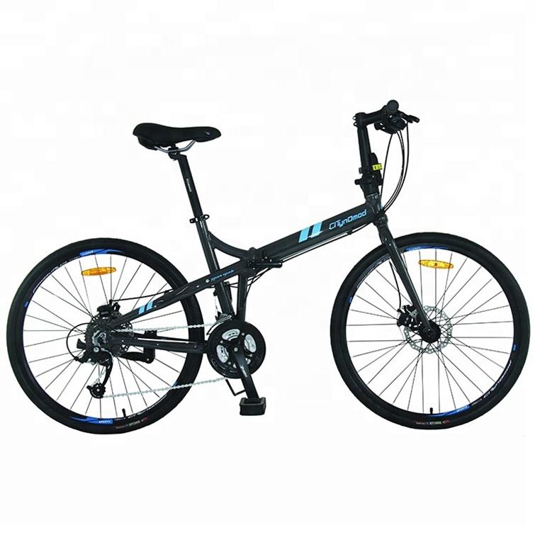 Vuelos de crucero de playa bicicleta plegable strida bicicleta